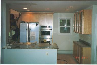 Kitchen installers of Maryland