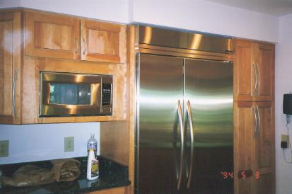 Kitchen installers of Potomac Maryland