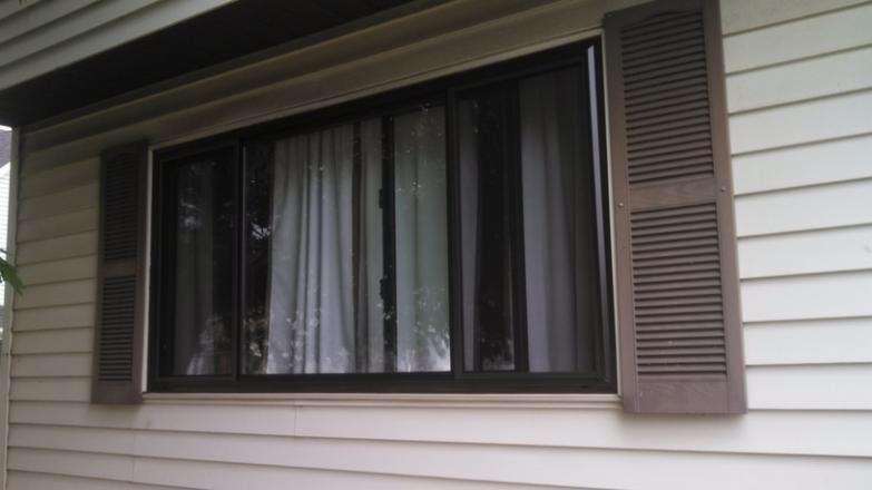 Bronze Vinyl Windows : Vinyl windows bronze