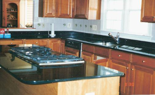 Kitchen in Potomac Maryland