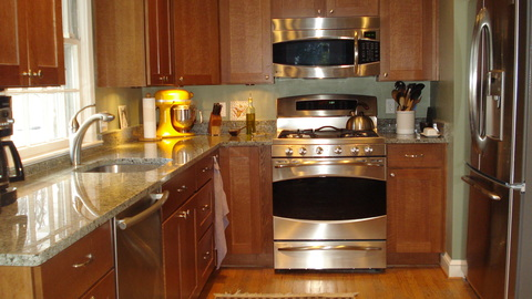 kitchen Bethesda Maryland