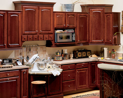 Kitchen Cabinets Astoria by Medallion