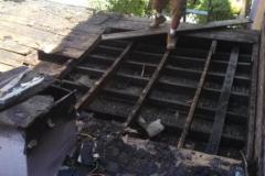 Flat Roof Tear off Adams Morgan Washington DC