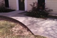 Concrete Ramp 20854