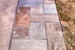 Slate Walkway Chevy Chase Md