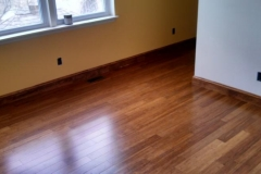 Home Addition with Bamboo Flooring 20748