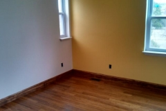 Two Story Home Addition Temple Hills Maryland with Bamboo Flooring
