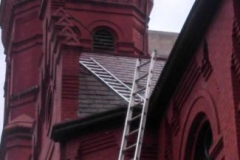 Church Slate Roof Repair NW DC