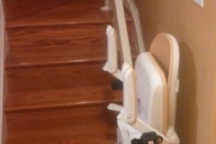 Curved Stair glide Fulton Maryland 20759