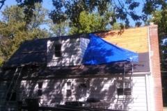 Shingle roof tear off Maryland