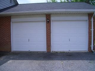 Basement renovation free estimate in maryland virginia for Garage door repair bowie md